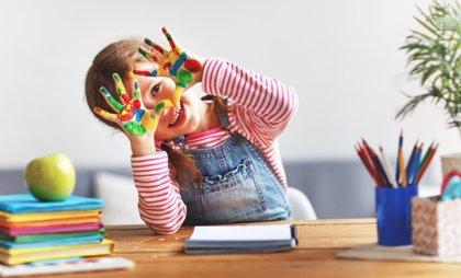 Aprender por los dedos: cómo desarrollar el sentido del tacto
