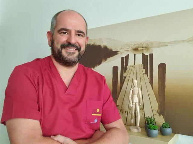 Entrevista a Jesús Morente, enfermero