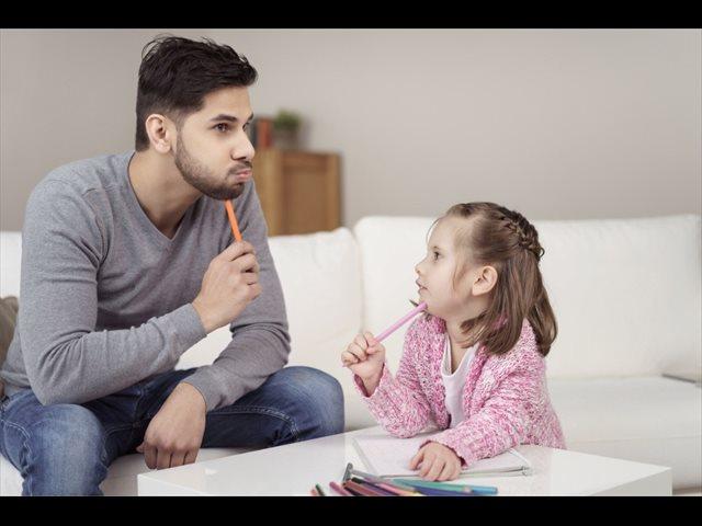Speaking para niños, ejercicios sencillos para practicar pronunciación en casa
