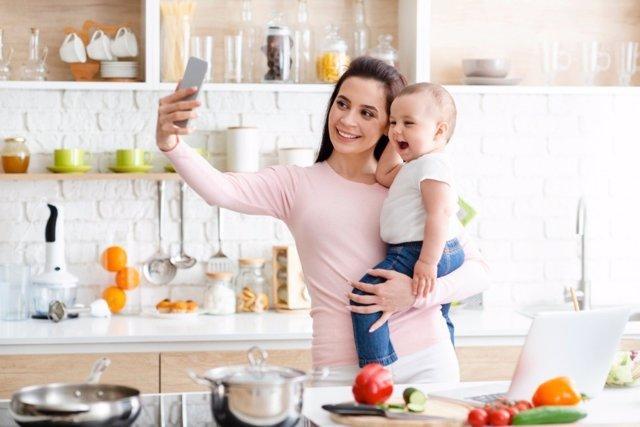 Los secretos de las mamás en Instagram
