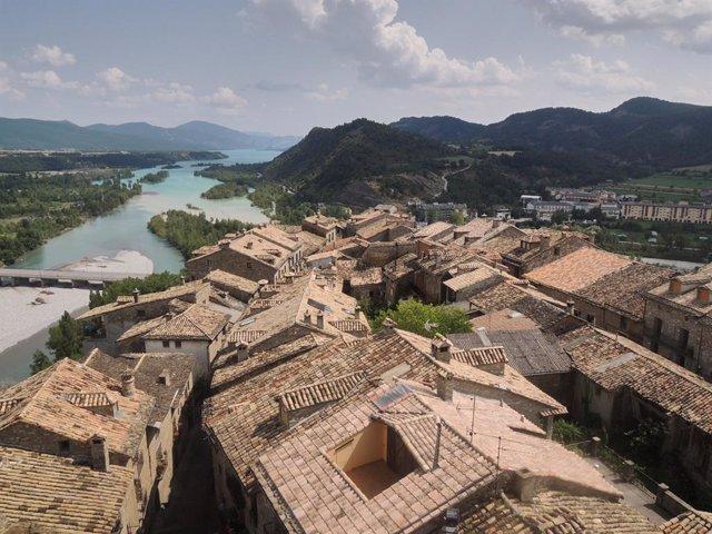 Planes de fin de semana: descubriendo Ainsa, en el Pirineo aragónés