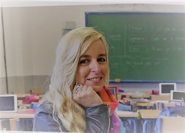 Rosa Liarte, profesora de docentes