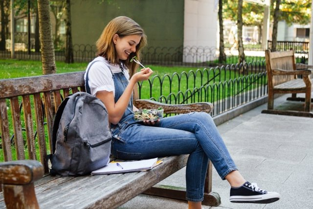 Sólo el 21% de los adolescentes se cuida lo suficiente