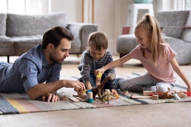 Actividades didácticas y juegos divertidos, y a la vez, educativos, para disfrutar en casa