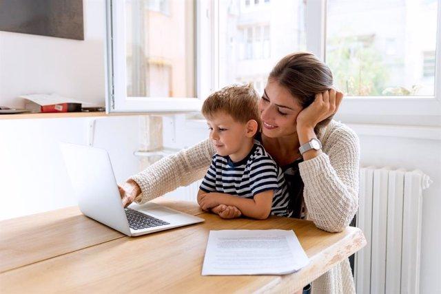 Los beneficios de acompañar a tus hijos en las nuevas tecnologías