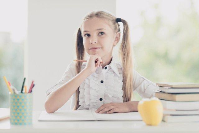 Aprender a escribir tiene grandes ventajas en los niños.