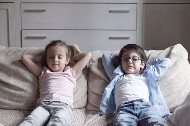Atención plena: tres ejercicios para practicar con los niños