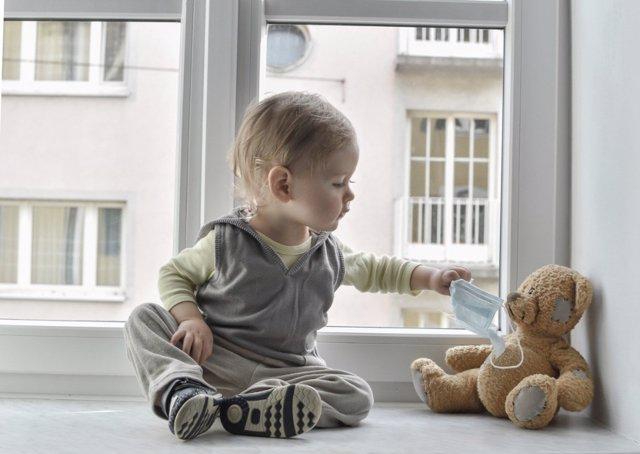 El bebé frente a los virus respiratorios