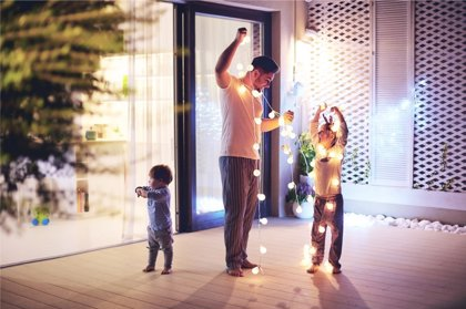 La importancia del ambiente en la felicidad familiar