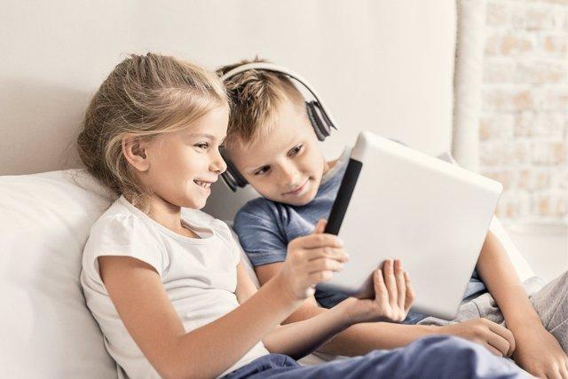 El lenguaje audiovisual tiene una gran importancia en el desarrollo de los mas pequeños.