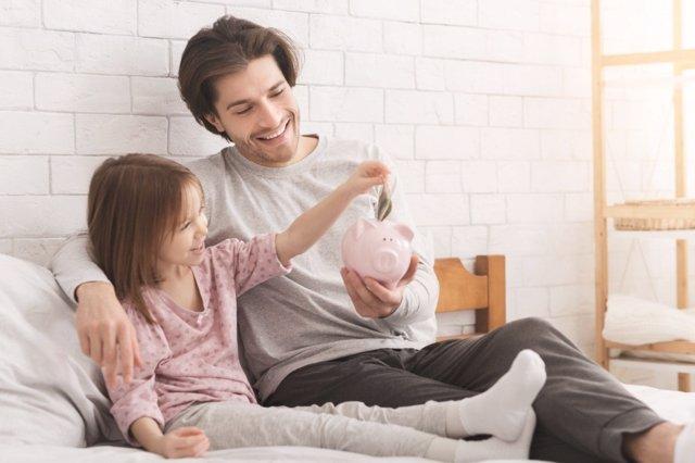 Ideas para enseñar educación financiera a tus hijos