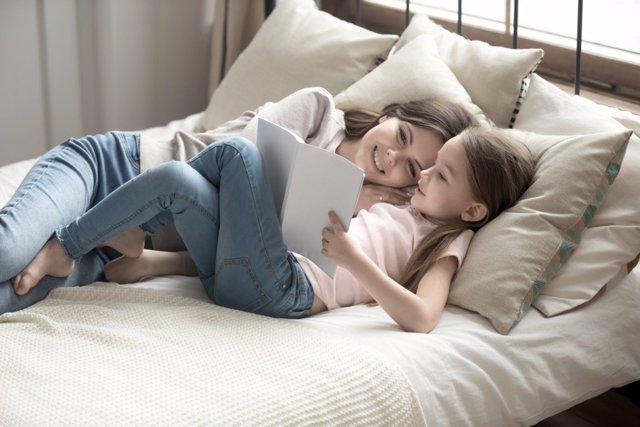 Ideas para ser un profesional contanto cuentos a tus hijos