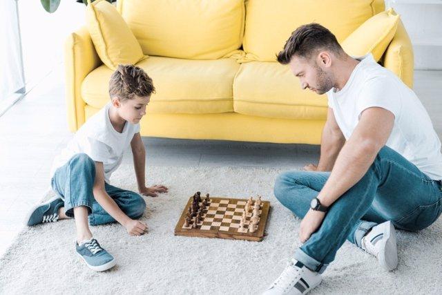 Buenos trusos para enseñar a jugar al ajedrez