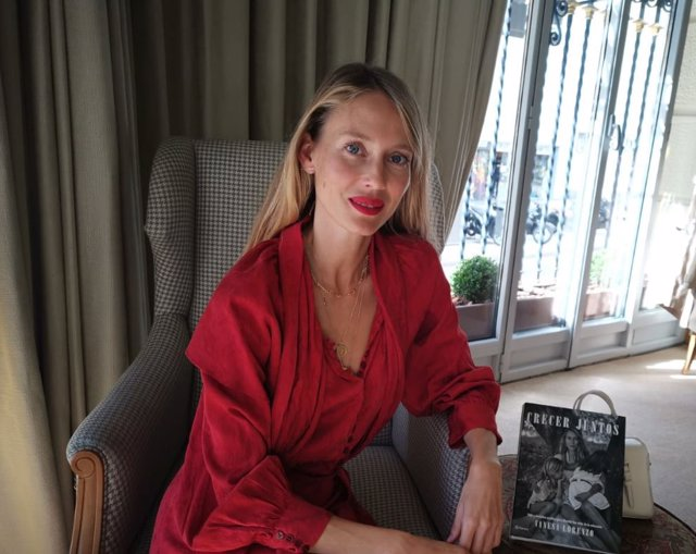 Entrevista a Vanesa Lorenzo, autora de Crecer juntos