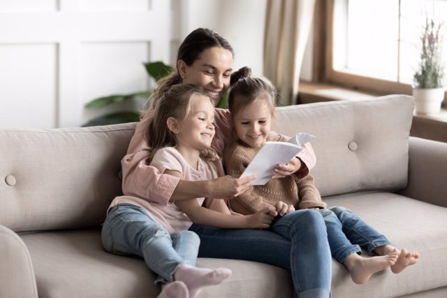 Ideas para organizarnos en casa y encontrar tiempo de calidad en familia
