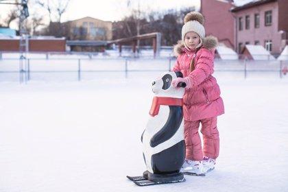 Si hay hielo, camina como un pingüino