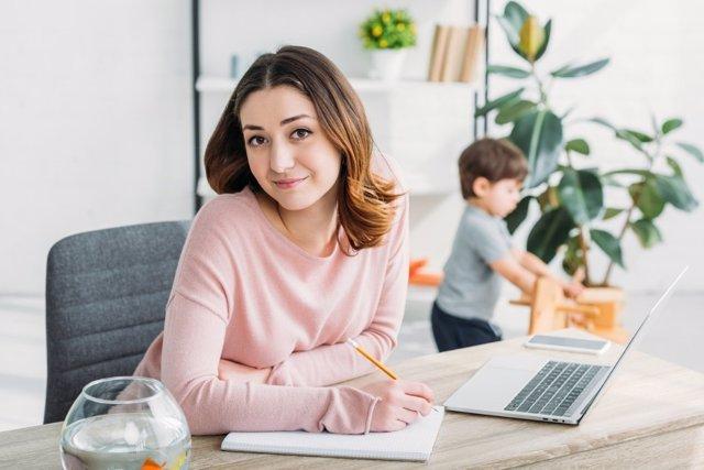 Ideas para compaginar trabajo y familia sin sentirse culpable