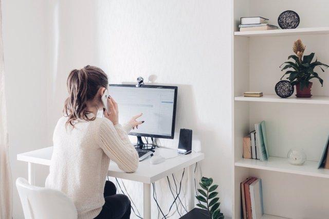 Teletrabajo más efectivo: ideas para conseguirlo