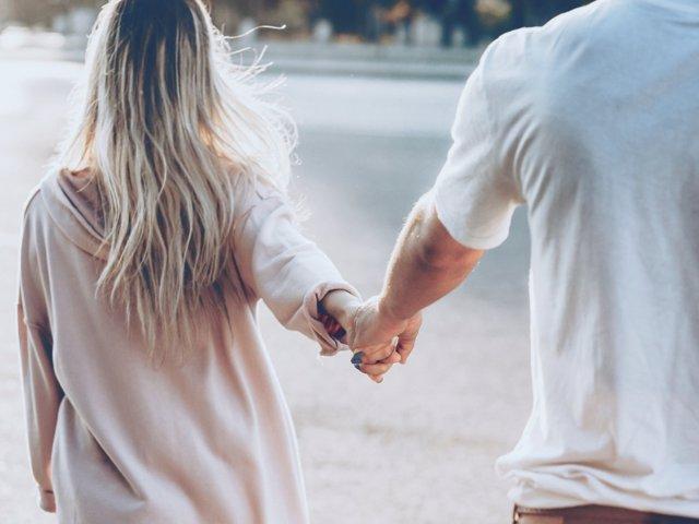 La clave es enamorarse de la persona real