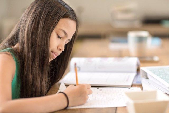 La escritura es una rutina que ayuda al desarrollo del aprendizaje.