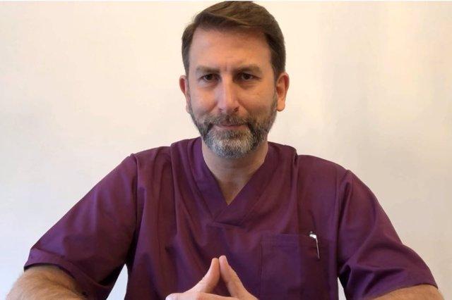 Doctor Jesús Garrido, pediatra online