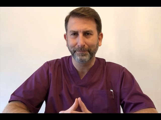 Jesús Garrido: 'Llamar cólicos al llanto del bebé es una incapacidad para diagnosticar problemas concretos'