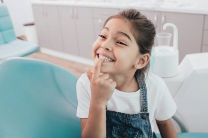 La ortodoncia invisible, ahora también ventajas para niños