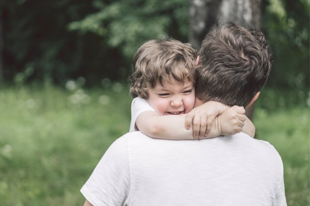 """Las formas más originales de decir """"te quiero, papá"""" en su día."""