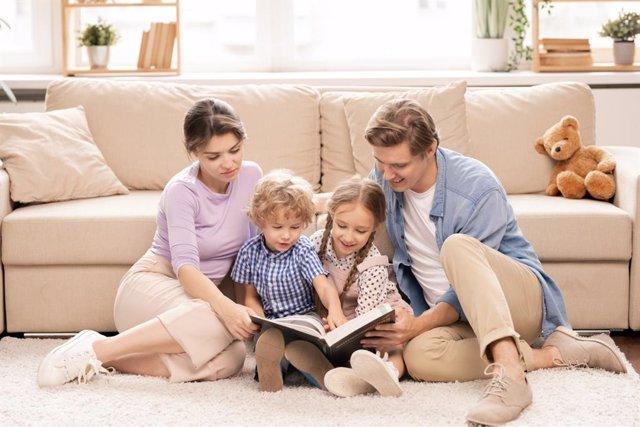 Claves para criar niños felices