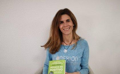 """Diana Jiménez: """"La autoestima de nuestros hijos depende de cómo les tratemos como padres"""""""