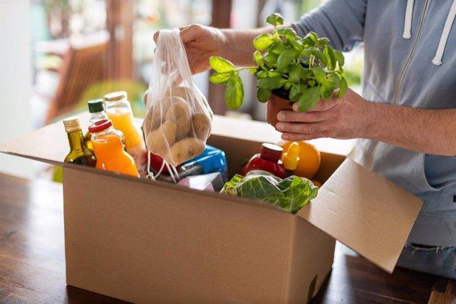 Archivo - Cuidado con algunas etiquetas en nutrición