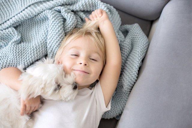 El ejercicio y la dieta son las claves para mantener alejada la ansiedad infantil.
