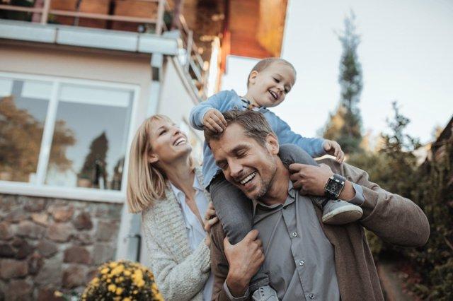 Formas de crear un buen ambiente familiar en casa