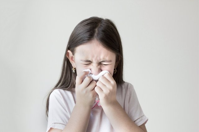 La fiebre del heno, o rinitis alérgica, puede alterar el bienestar de tus hijos al ser confundida con un resfriado común.