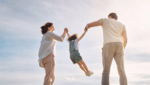 La crianza en pareja es siempre mejor que cada uno por su lado.