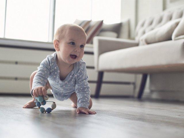 A los tres meses de edad el cerebro del bebé ya está preparado para almacenar información y datos.