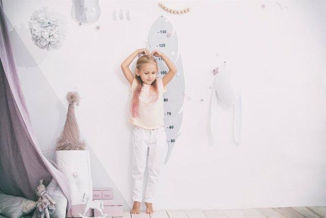 Archivo - Cada niño tiene su propio rítmo de crecimiento