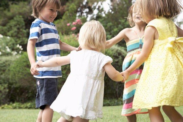Juegos infantiles de verano para las vacaciones