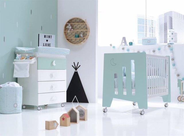 El mobiliario infantil convertible y evolutivo que se adapta al crecimiento de tu bebé.