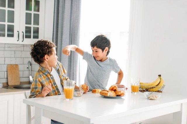 Las discusiones bien gestionadas entre hermanos son una oportunidad