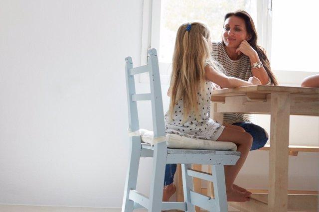 Descubre los  factdores que nos pueden ayudar a dialogar en familia