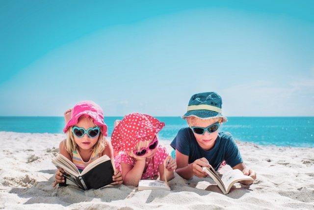 Leer en verano favorece el desarrollo cognitivo