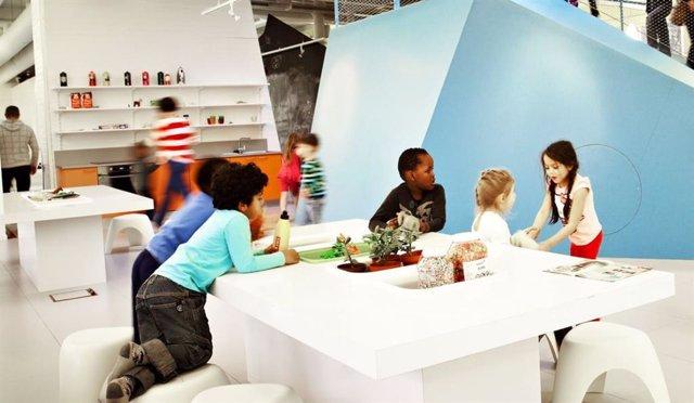 Los beneficios de crear espacios modernos para el aprendizaje