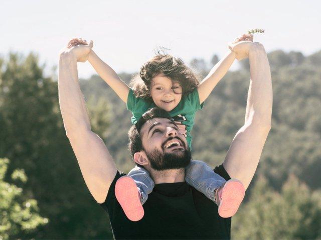 Una crianza respetuosa implica amor incondicional y una total empatía.