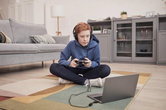 Conductas normales del abuso de videojuegos